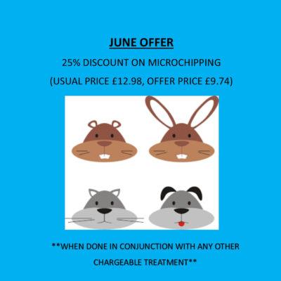 Microchip Offer June 2019