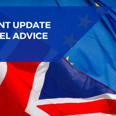 Pet Passports no longer valid from 1 January 2021